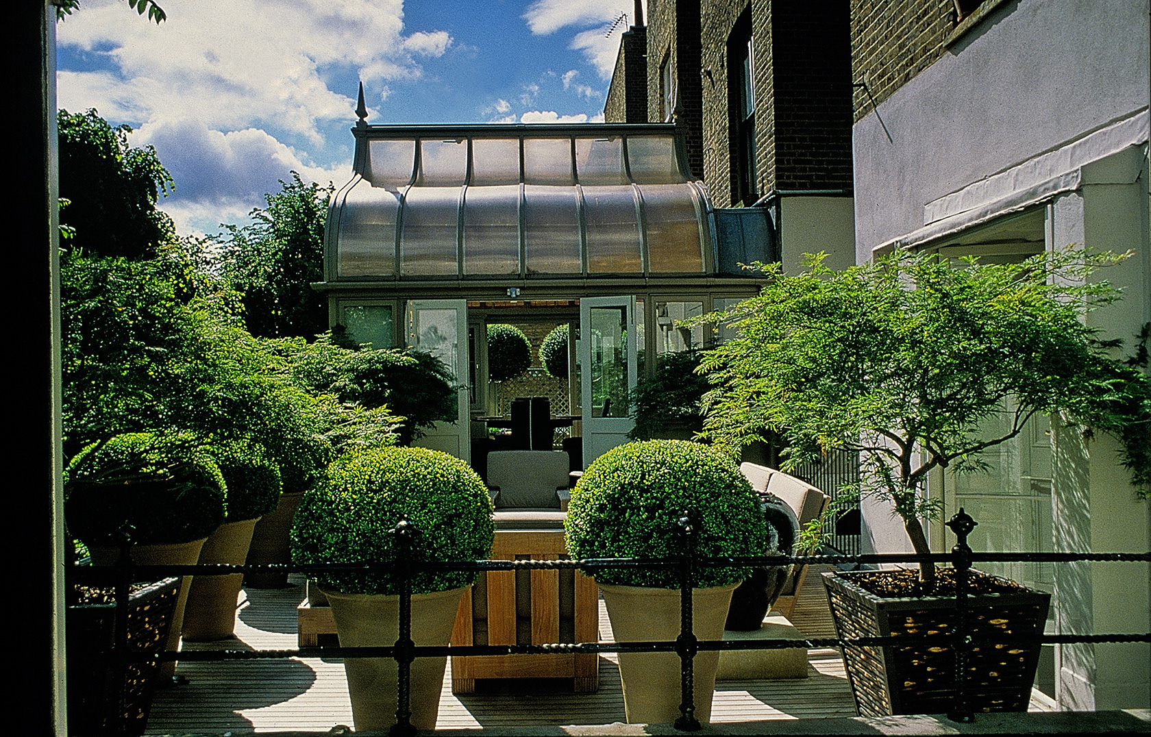 Luciano Giubbilei Harcourt Terrace